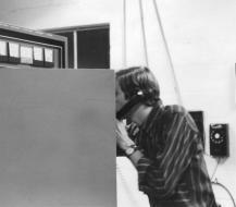 mark-wharton-tending-fussy-gates-fm-1c-transmitter
